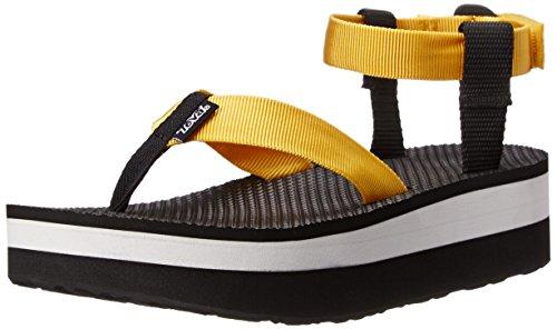 Teva Damen Flatform Platform Knöchel Sandale Freesie