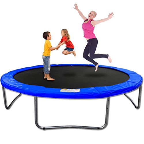 Top 10 Best Outdoor Trampolines For Adults Best Of 2018