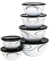 Favor Corelle Coordinates 12-Piece Large Bowl Set, Simple Lines save