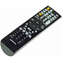 OEM Onkyo Remote Control: TXSR607, TX-SR607, TXSR607D, TX-SR607D