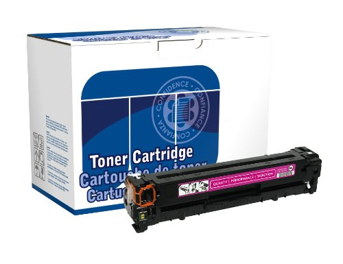 Dataproducts Imaging Supplies (Dataproducts DPC1215M Remanufactured Toner Cartridge Replacement for HP CB543A (Magenta))