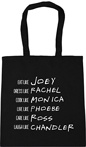 Ross 42cm Shopping Phoebe Rachel Gym Chandler Tote Be x38cm litres Bag HippoWarehouse Monica Black 10 like Beach Joey OUxSwn0z