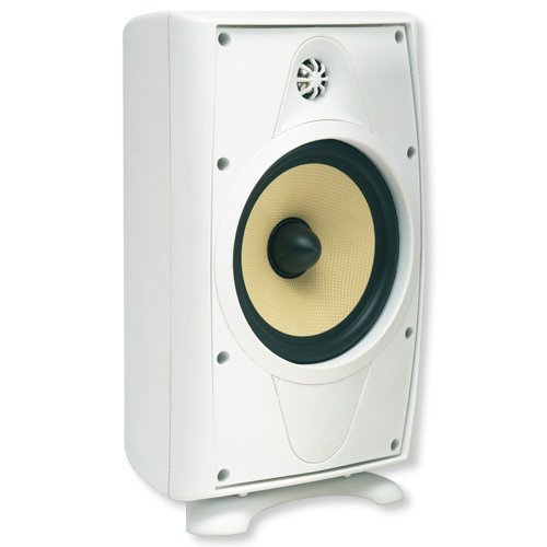 NuVo AccentPLUS2 6.5 In. Outdoor Speaker (Pair), White (NV-AP26OW) by Legrand-On-Q