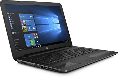 """HP 15.6"""" Business Notebook, AMD A6-7310 Quad-Core 2.0GHz, 8GB DDR3, 128GB SSD, 802.11ac, Bluetooth, Win10H by HP"""