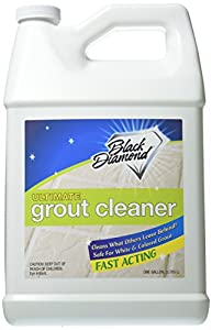 1. Black Diamond Stoneworks: ULTIMATE GROUT CLEANER