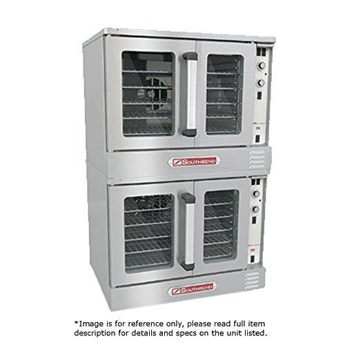 Southbend BGS/23SC Bronze Convection Oven Double Deck Gas Standard Depth Double Deck Convection Oven