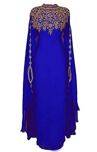 MEHREEN CREATION 2018 Ethnic Bridal Farasha Kaftan Modern Jilbab Arabian Islamic -