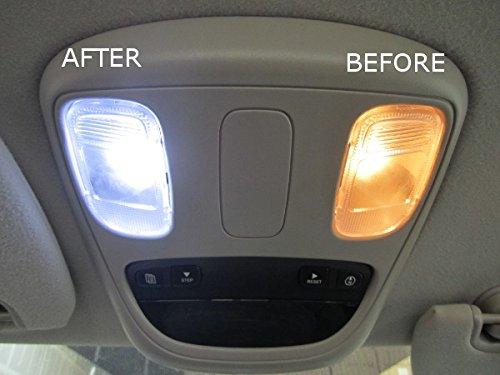 8 X Premium Xenon White Led Lights Interior Package Kit For Toyota Corolla 2014 2015 Buy
