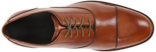 Cole Haan Heren Williams Captoe Ii Oxford Britse Tan