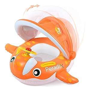 Amazon.com: Peradix - Juguete de flotación para bebé con ...