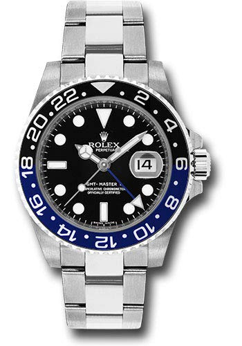 Rolex Oyster Perpetual GMT Master II Men's Watch 116710BLNR (Rolex Oyster Perpetual Date Submariner 116613lb Price)