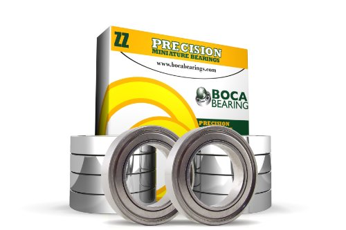 10 Pack - MR693-ZZ (3 x 8 x 4 mm) Ball Bearing
