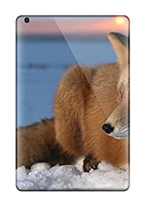 Shirley P. Penley's Shop 2015 Protection Case For Ipad Mini 3 / Case Cover For Ipad(red Fox)