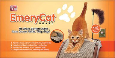 Allstar Product Group EC021104 Emery Cat Board Refill, My Pet Supplies