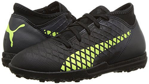 Pictures of PUMA Future 18.4 TT Kids Soccer Shoe Black 4