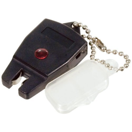 Compact Mini Hearing Aid Battery Charge Indicator by HearMore