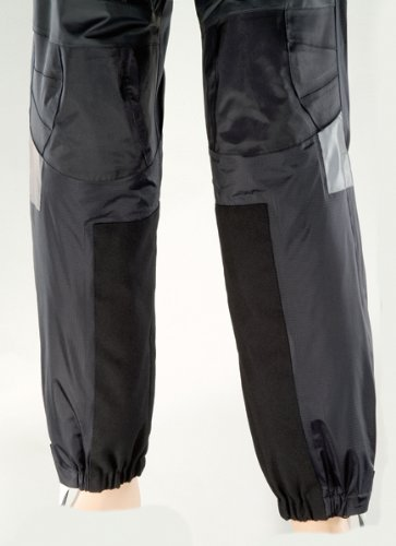 Tourmaster SENTINEL NOMEX PANTS BLACK WOMENS SIZE:SML (Riding Pants Thor)