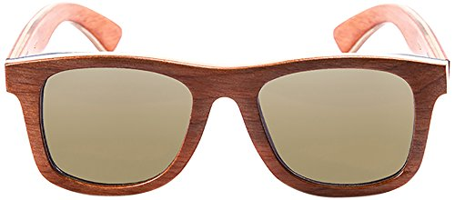 PALOALTO - Gafas de sol Trestles madera naranja - P54001.1 ...