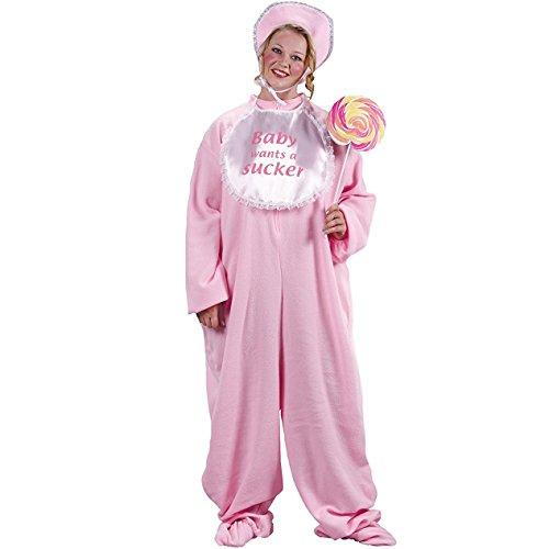 Pj Jammies Costumes (PJ Jammies Costume - Plus Size - Chest Size 48-53)