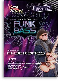 (Learn to Play Funk Bass - Level Two)