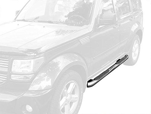 MaxMate Premium Custom Fit 07-12 Dodge Nitro Stainless Steel 3