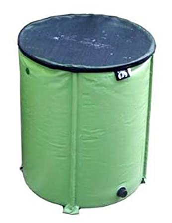 bosmere k760 pop up water barrel 34gallon