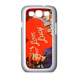 Chinese I Love Lucy Customized Phone Case for Samsung Galaxy S3 I9300,diy Chinese I Love Lucy Case