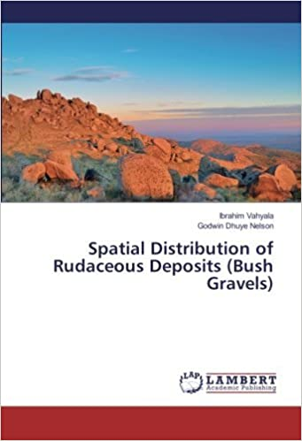 Spatial Distribution of Rudaceous Deposits (Bush Gravels)