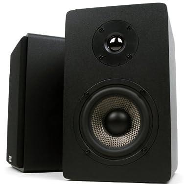 Micca PB42X Powered Bookshelf Speakers (Pair)