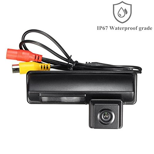 Waterproof Night Vision HD CMOS 170°Viewing Car Rear View Backup Camera for Toyota HARRIER/ALTEZZA/PICNIC/ECHO VERSO/CAMRY (Toyota Altezza)