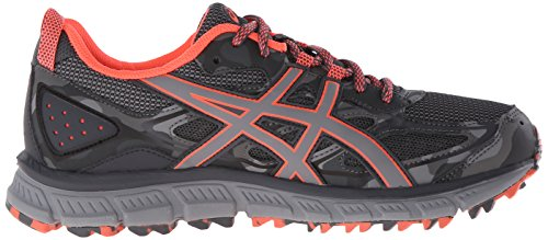 Asics Women's Gel-Scram 3 Running Shoe Steel Grey/Flash Coral/Aluminum ZSDSqdL
