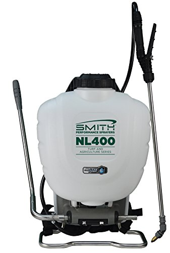 Smith Performance Sprayers NL400 4-Gallon No Leak Backpack Sprayer