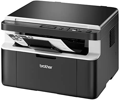 Brother DCP-1612WVB Multifuncional Laser 20 ppm 2400 x 600 dpi A4 ...