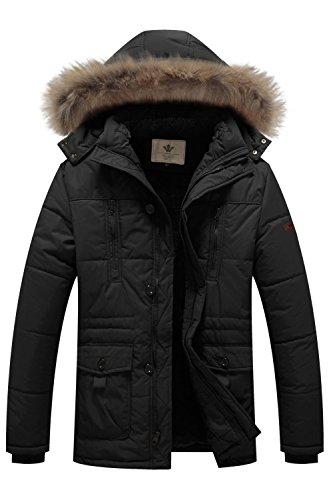 Warm Winter Jacket - 1