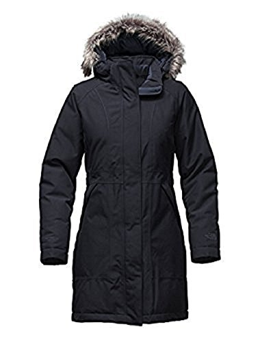 The North Face Women's Arctic Parka Urban Navy Heather (Prior Season) (Womens Down Parkas)