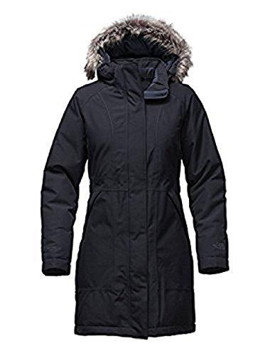 The North Face Women's Arctic Parka Jacket Urban Navy Heather Size Medium