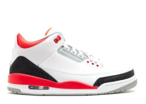 Nike Air Jordan 3 III Retro Fire Red