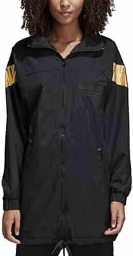 4e3cae91d910 adidas Women s Originals Archive Long Track Jacket BR0284