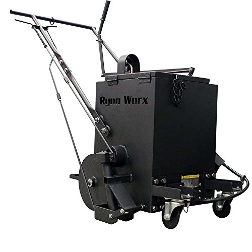 10 Gallon Crack Seal Machine - RY10 Professional Melter Applicator For Filling Asphalt Cracks