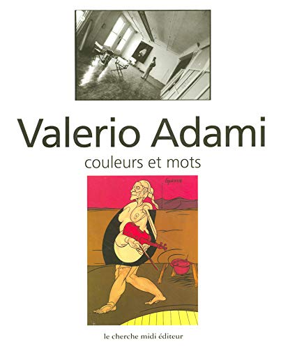 Valerio Adami (Couleurs et mots) (French Edition) for sale  Delivered anywhere in USA