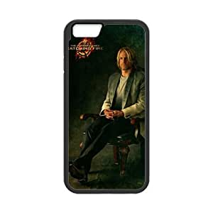 Catching Fire Haymitch Cell Phone Protector for iPhone 6(4.7) Plastic and TPU (Laser Technology)
