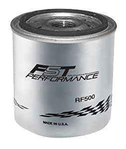 Fst performance rf500 silver 4 micron rating for Filter performance rating fpr