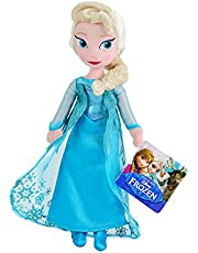 Simba 6315873187 - Disney Frozen Plüsch Elsa 25 cm