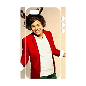 WJHSSB Cell phone Protection Cover 3D Case Harry Styles For Iphone 5,5S