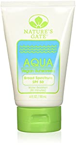 Nature's Gate Mineral Sportblock SPF 20, 4 Ounce