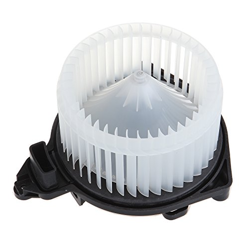 HVAC Plastic Heater Blower Motor ABS w/Fan Cage ECCPP for 2005-2013 Toyota Tacoma ()