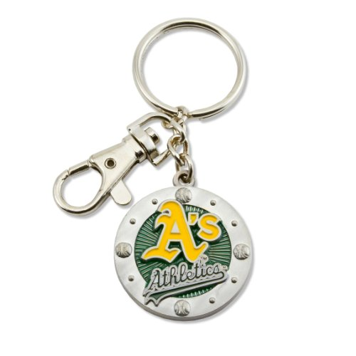 MLB Oakland Athletics Impact Keychain