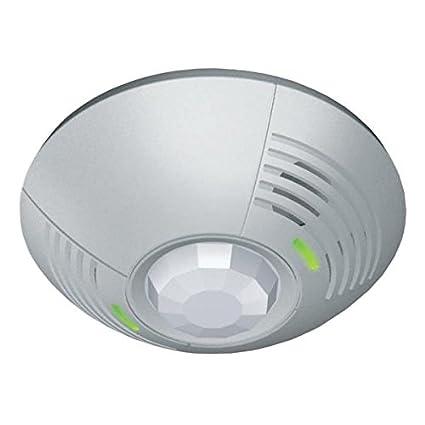 Lutron LOS-CDT-1000-WH Dual Tech Occupancy Sensor Low Voltage, 1000 SQFT, White Gloss - Switch Plates - Amazon.com