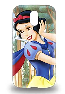 New Super Strong Disney Snow White Snow White And The Seven Dwarfs Beautiful Woman Tpu 3D PC Case Cover For Galaxy S4 ( Custom Picture iPhone 6, iPhone 6 PLUS, iPhone 5, iPhone 5S, iPhone 5C, iPhone 4, iPhone 4S,Galaxy S6,Galaxy S5,Galaxy S4,Galaxy S3,Note 3,iPad Mini-Mini 2,iPad Air )