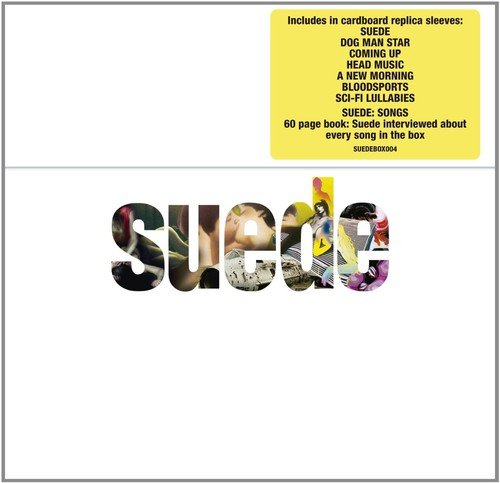 Suede Music Box - Suede - Cd Albums Box Set / Suede